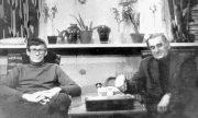 Юрий Белаш и Вячеслав Кондратьев